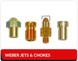Weber Chokes & Jets