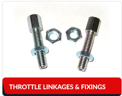 Throttle Linkages & Fixings